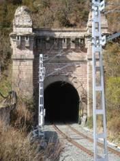 Boca del Túnel de Tossas