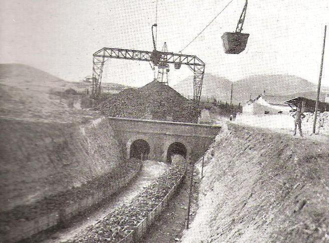 Terminal del cable y deposito