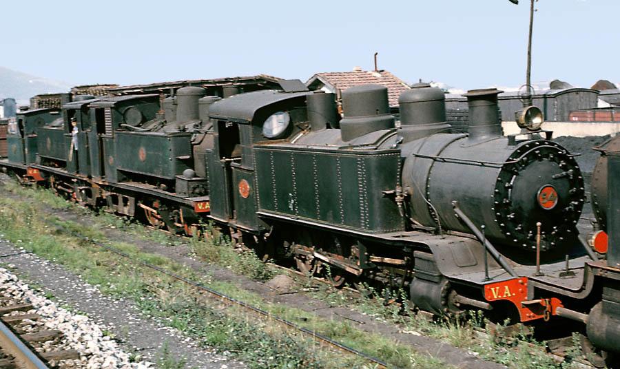 Locomotora nº 54 Baldwin , rodaje 141T, año 1960,