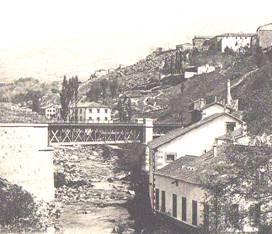 Bejar, puente del ferrocarril