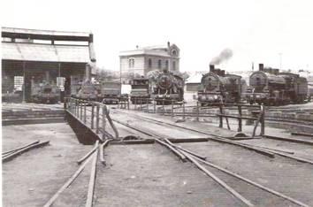 Deposito de Tarragona, años 50,