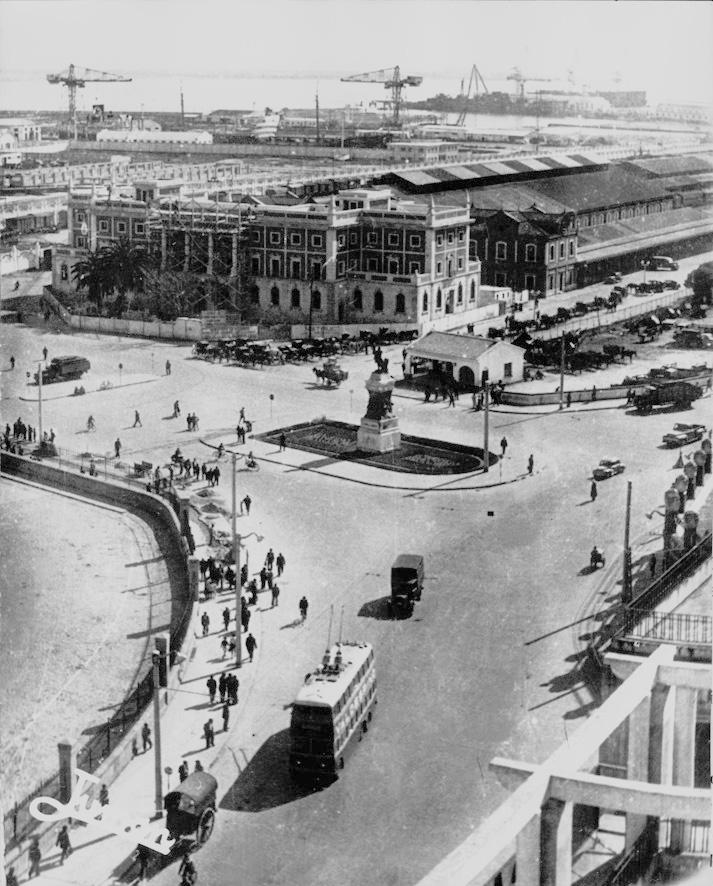 Estacion de Cádiz,