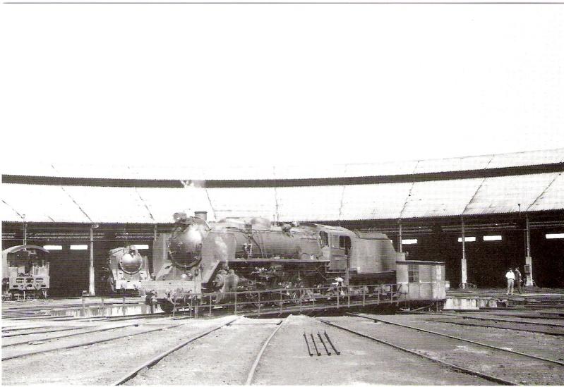 Deposito de Castejón de Ebro, año 1970,