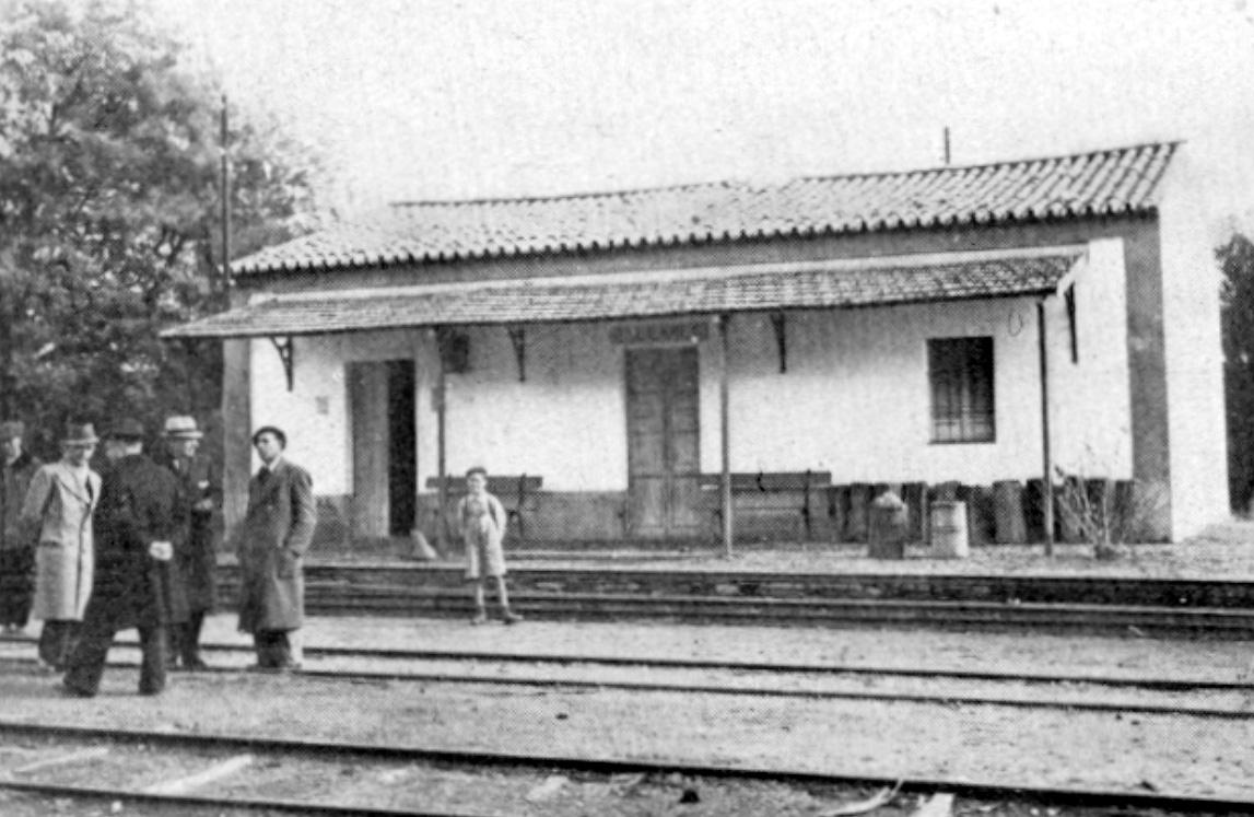 Estacion de Pallarés