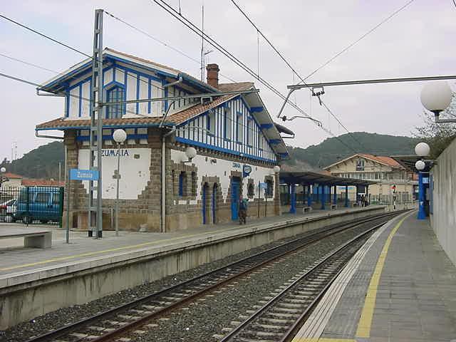 Estacion de Zumaya ,
