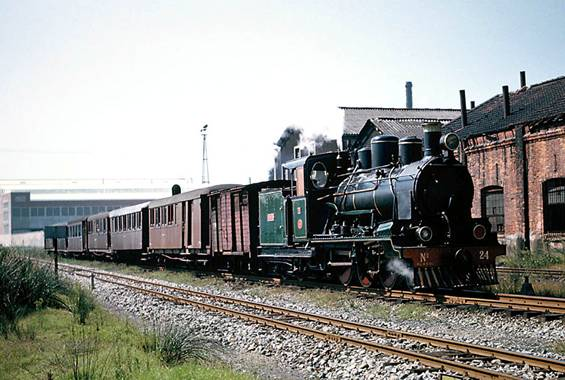 Locomotora