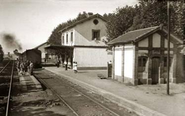 Estacion de Miño-Castro, Fondo Buxa