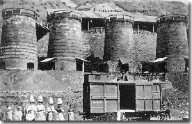 ntiguos hornos de limonita de Pontenova, fondo Concello de Pontenova