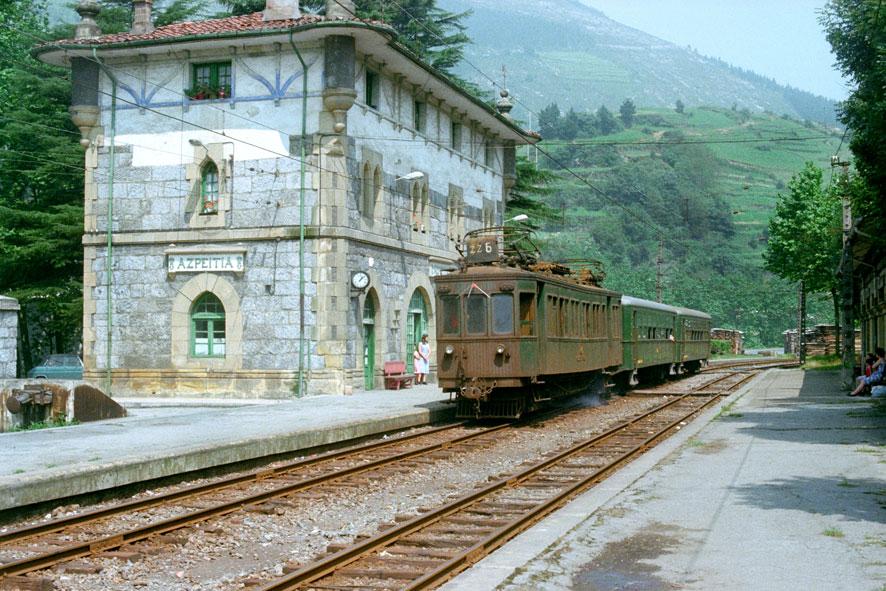 Estacion de Azpeitia,