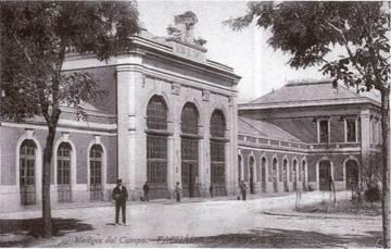 Estacion de Medina del Campo