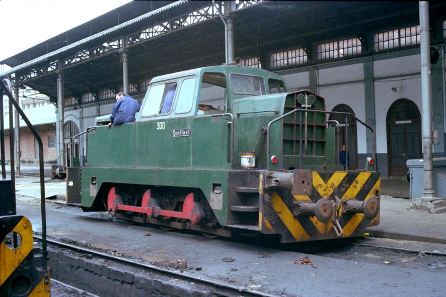 Locomotora nº 300, Sentinel Rolls-Royce