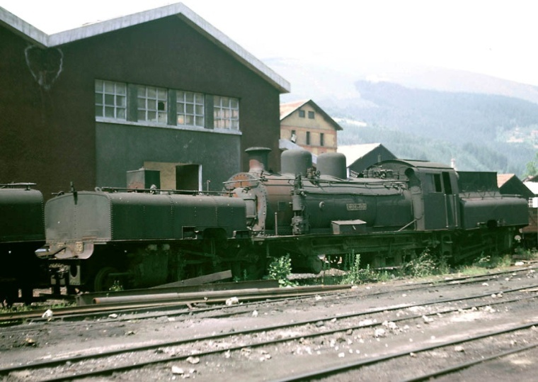 "Locomotora nº 82, ""Enrique de Borda"""
