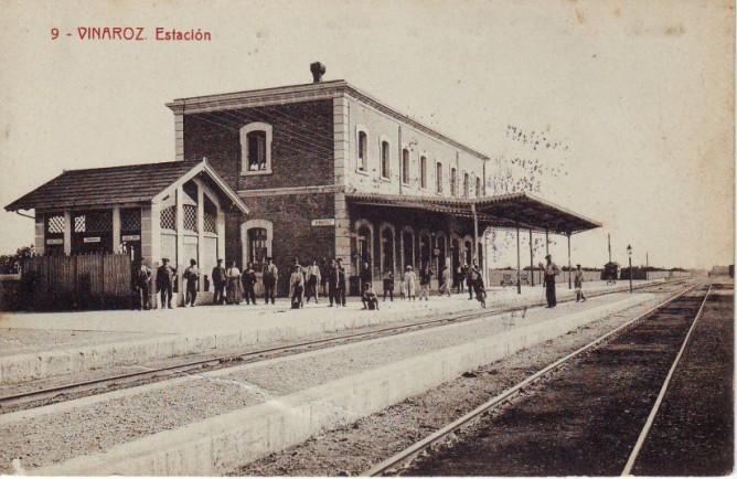 Estacion de Vinaroz