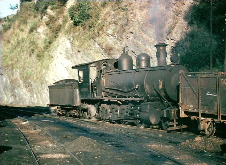 Locomotora Baldwin nº 53