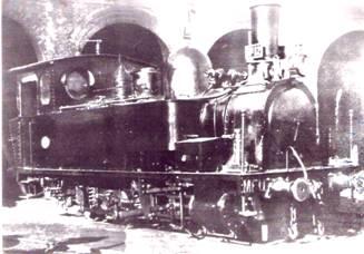 MFU, locomotora nº 12