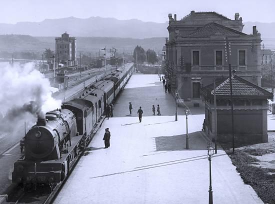Estacion de Mora la Nueva