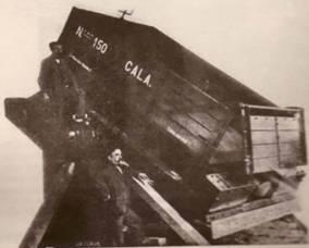 Vagon Tolva, foto: Archivo del Fabricante