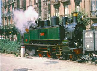 """Locomotora Krauss, """"LLanes"""" nº 13,"""