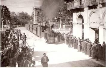 Ferrocarril de Flassa a Palamós,