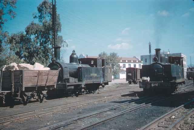 Factoria Siderurgica del Mediterraneo en Sagunto , abril 1961