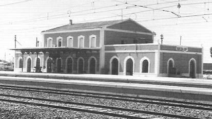Estacion de Novelda Axpe