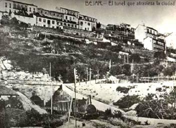 Túnel de Bejar