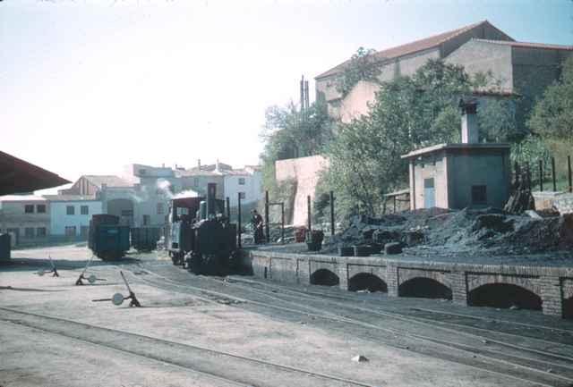 Sant Feliu de Guixols, septiembre de 1961,