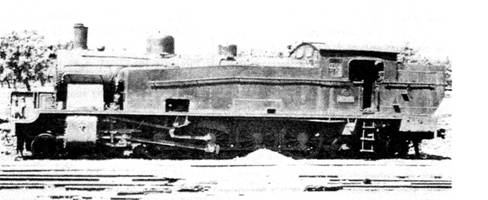 Locomotora nº 1