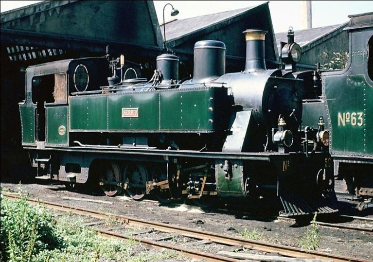 Locomotora Serdio nº 50 (ex nº 15)