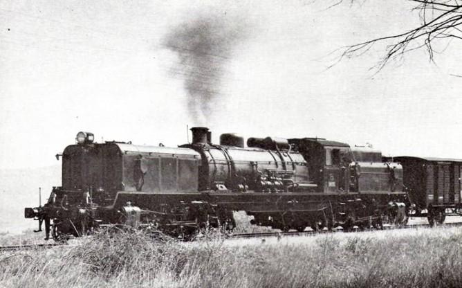 Locomotora Garrat