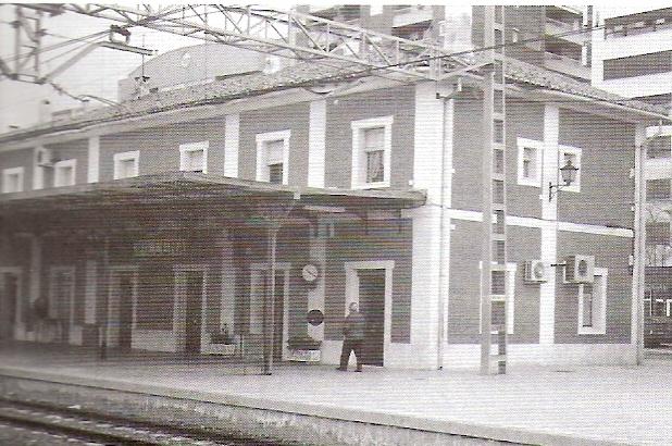 Estacion de Villena, Foto : Oscar Rodriguez
