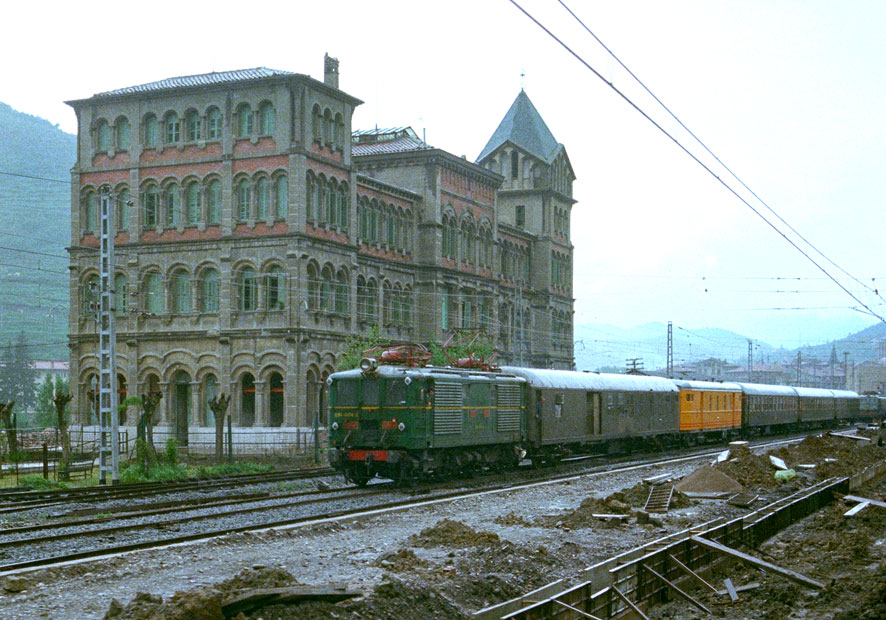 Estacion de Ripoll