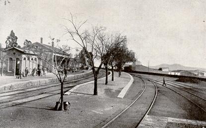 Estacion de Zurgena
