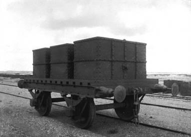 Vagon de Mineral