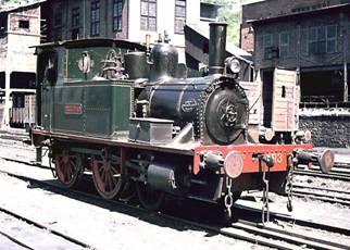 """Locomotora """"Bilbao"""""""