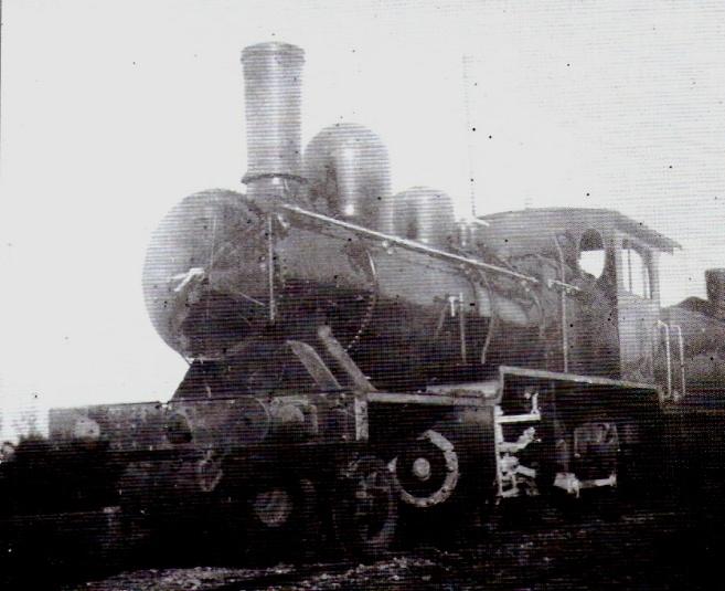 Recepcion locomotora Couillet