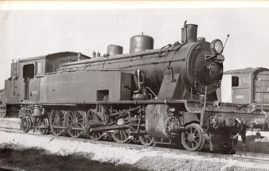 Locomotora Estado