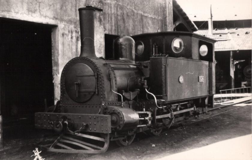 Locomotora Manacor