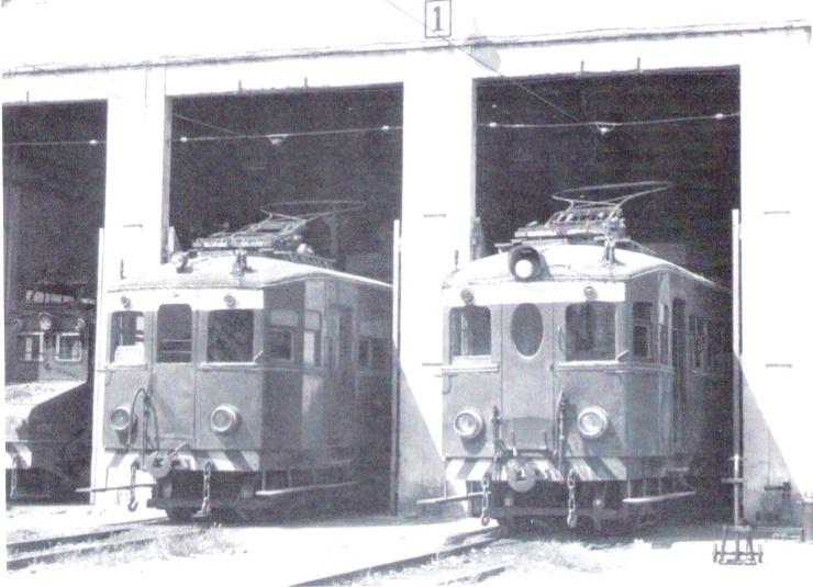 automotoras de la serie