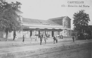 Estacion de Castellon