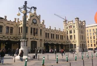 Estacion de Valencia