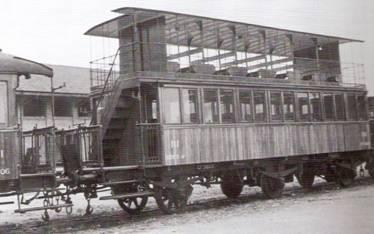 Vagones imperiales