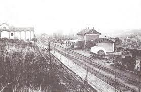 Mollet año 1910. Fondo Circulo Ferroviario Jerezano