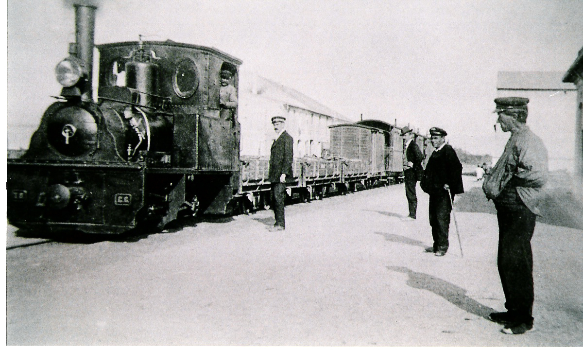 Locomotora CC -