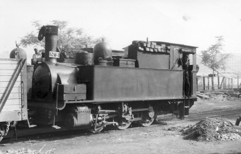 Locomotora del Tajuña , Foto : Gustavo Reder