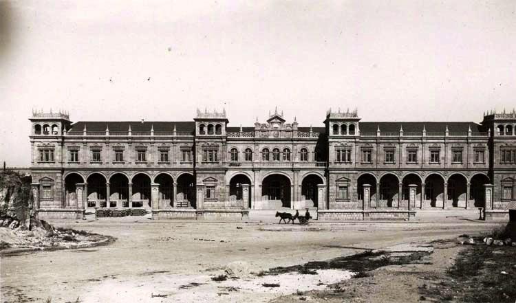 Estación de Zamora, fondo JPT